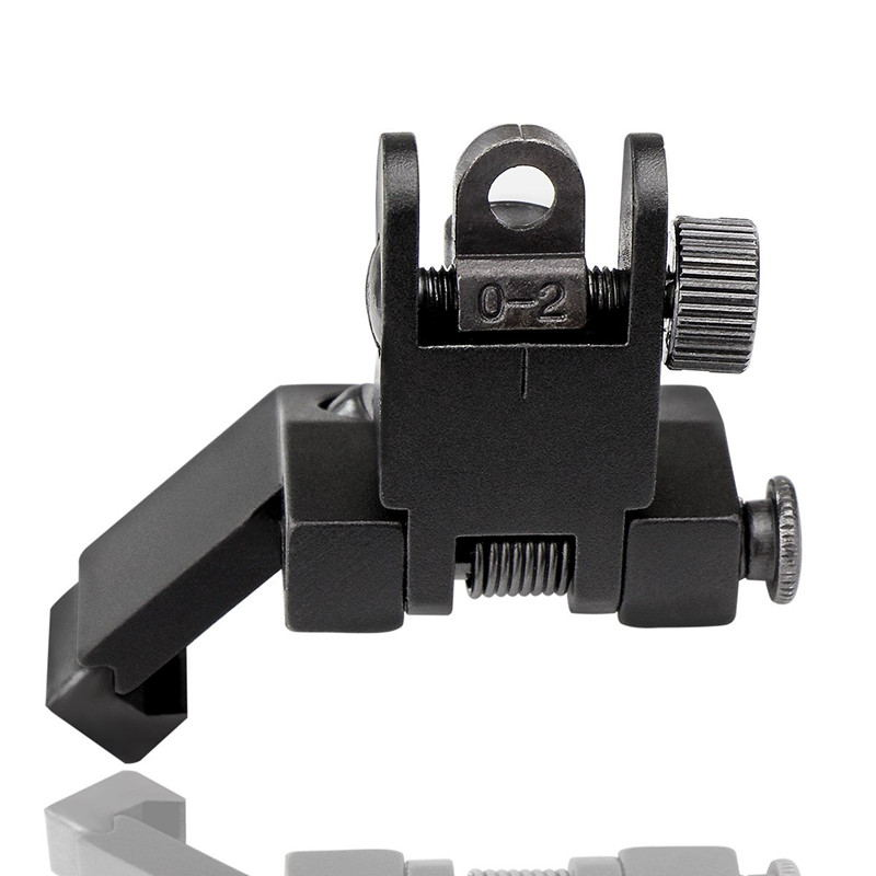 Flip up Iron Sights Sabre - commandelitehobbies.