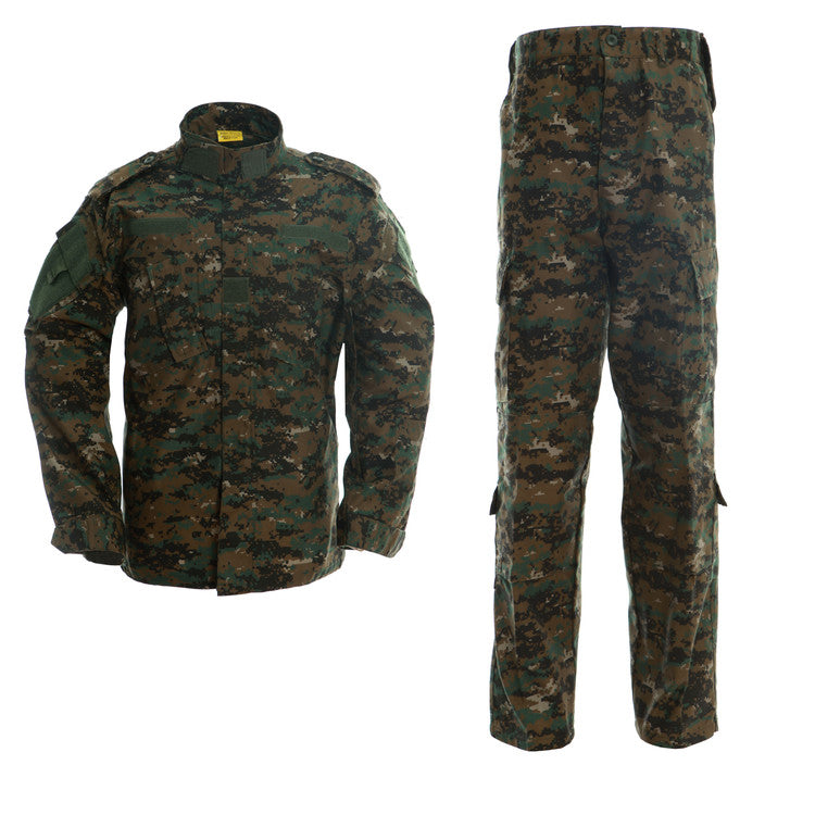 UNIFORM SET - WOODLAND DIGITAL ACU - Command Elite Hobbies