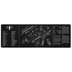 Gun Cleaning Mat - Large - Command Elite Hobbies