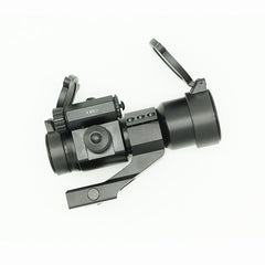 Luger Red Dot Sight With Laser - Command Elite Hobbies