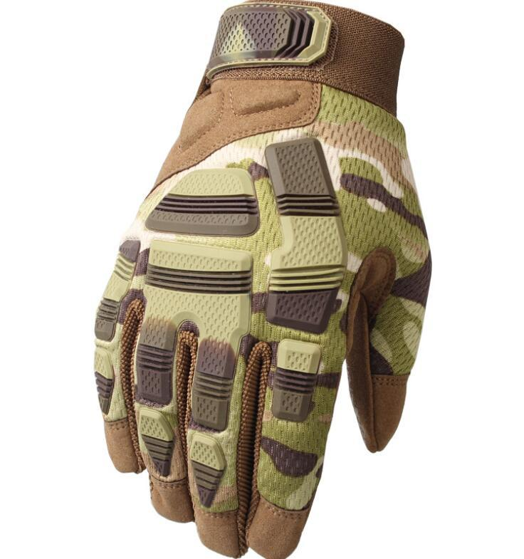Tactical Gloves (Full Finger) - Command Elite Hobbies