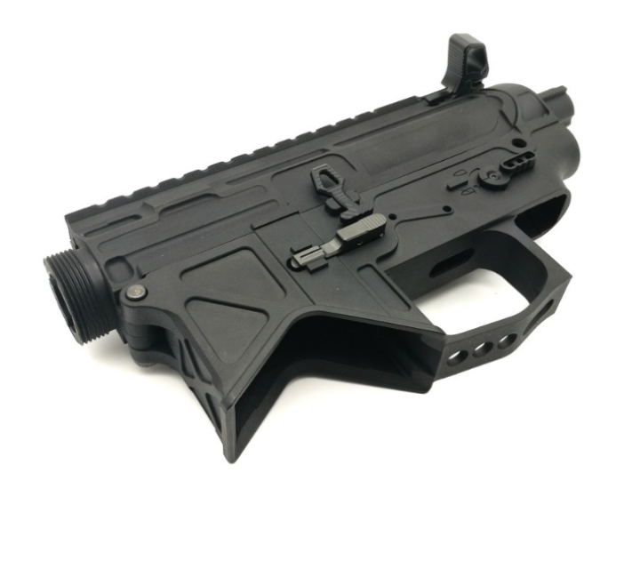 BATTLE ARMS BD556 NYLON AEG GEL BLASTER RECEIVER - Command Elite Hobbies