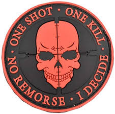 one shoot one kill patch - Command Elite Hobbies