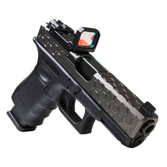 Tactical Mini RMR flip Red Dot For Pistol and Rifle - Command Elite Hobbies