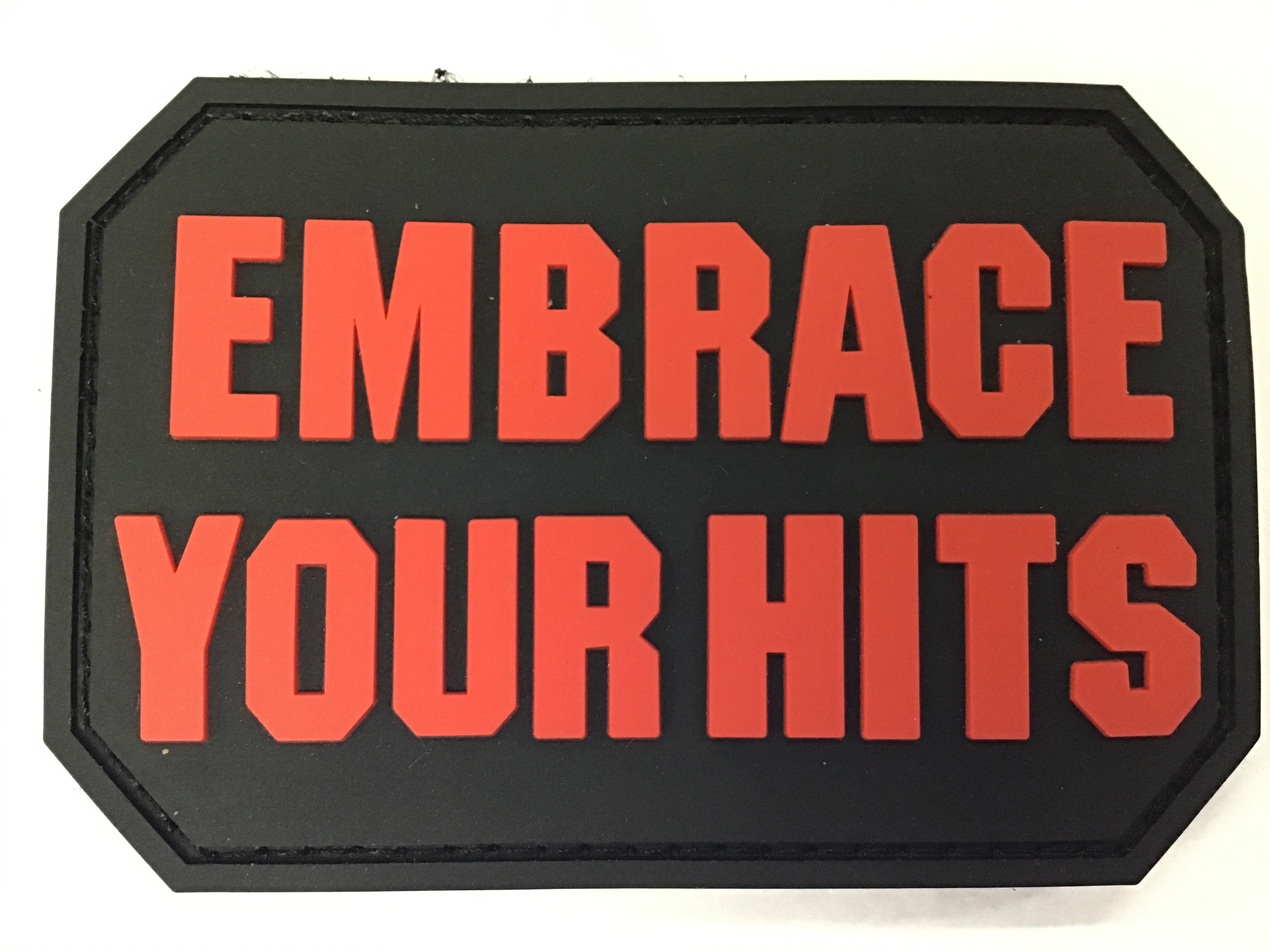 Embrace Your Hits Velcro Patch - Command Elite Hobbies