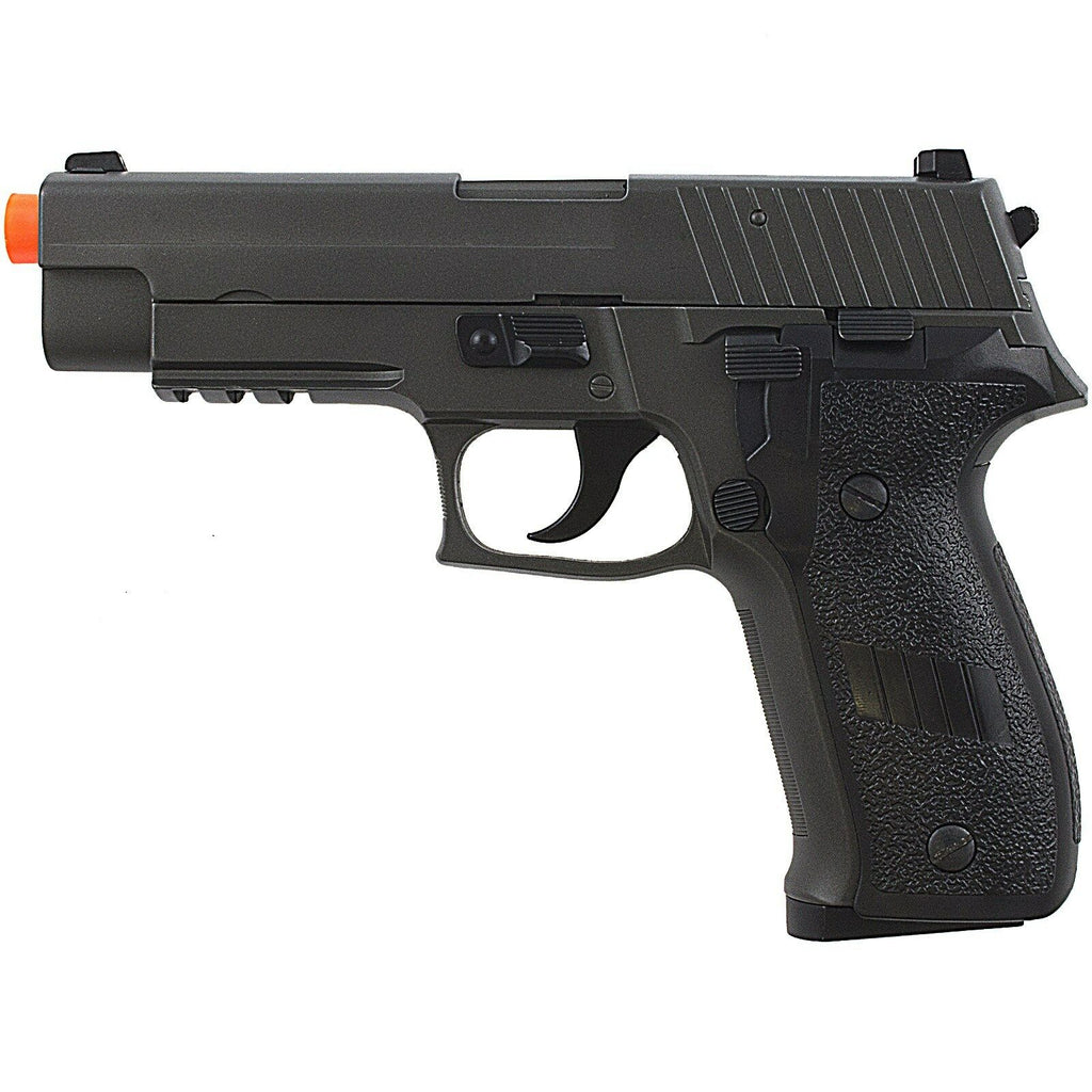 Atomic Armoury P226 METAL GAS BLOW BACK GBB PISTOL(PRE ORDER) - Command Elite Hobbies