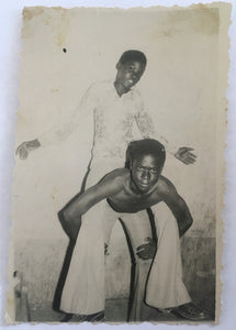 Malick SIDIBÉ - Untitled