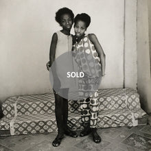 Load image into Gallery viewer, Malick Sidibé - Melle Nah Sissiko Et Sa Petite Amie Oumou