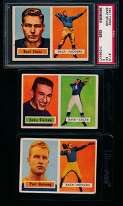1957 Topps Football Complete Set Group Break