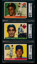 Load image into Gallery viewer, 1955 Topps Baseball Complete Set Group Break