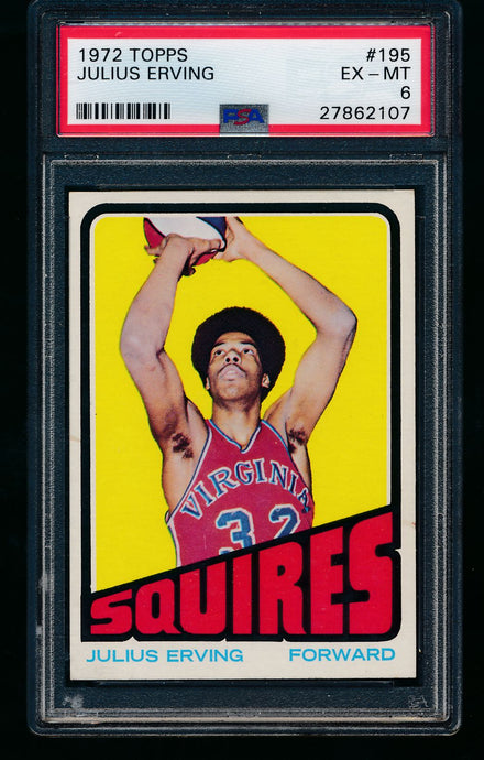 1972 Topps Basketball Complete Set Group Break