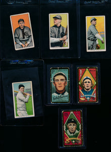 Pre-WWII Mega Mixer Break featuring a T205 Ty Cobb SGC 3 (Limit 10)