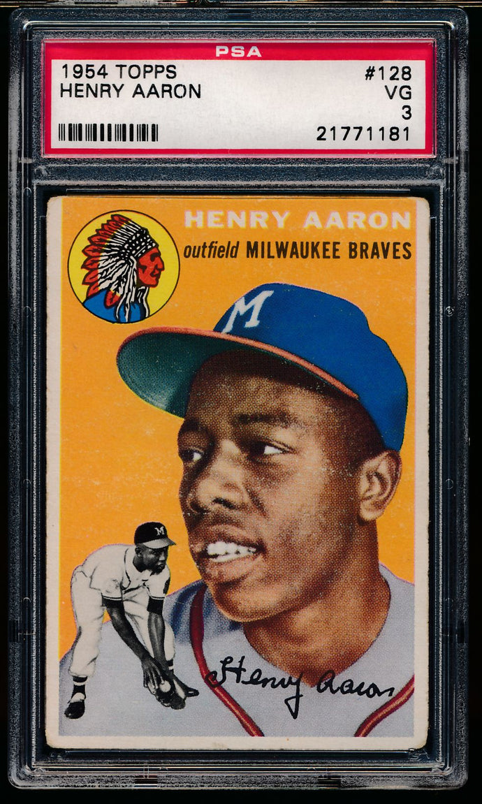 1954 Topps Complete Set Group Break