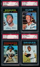 Load image into Gallery viewer, 1971 Topps Complete Set Group Break