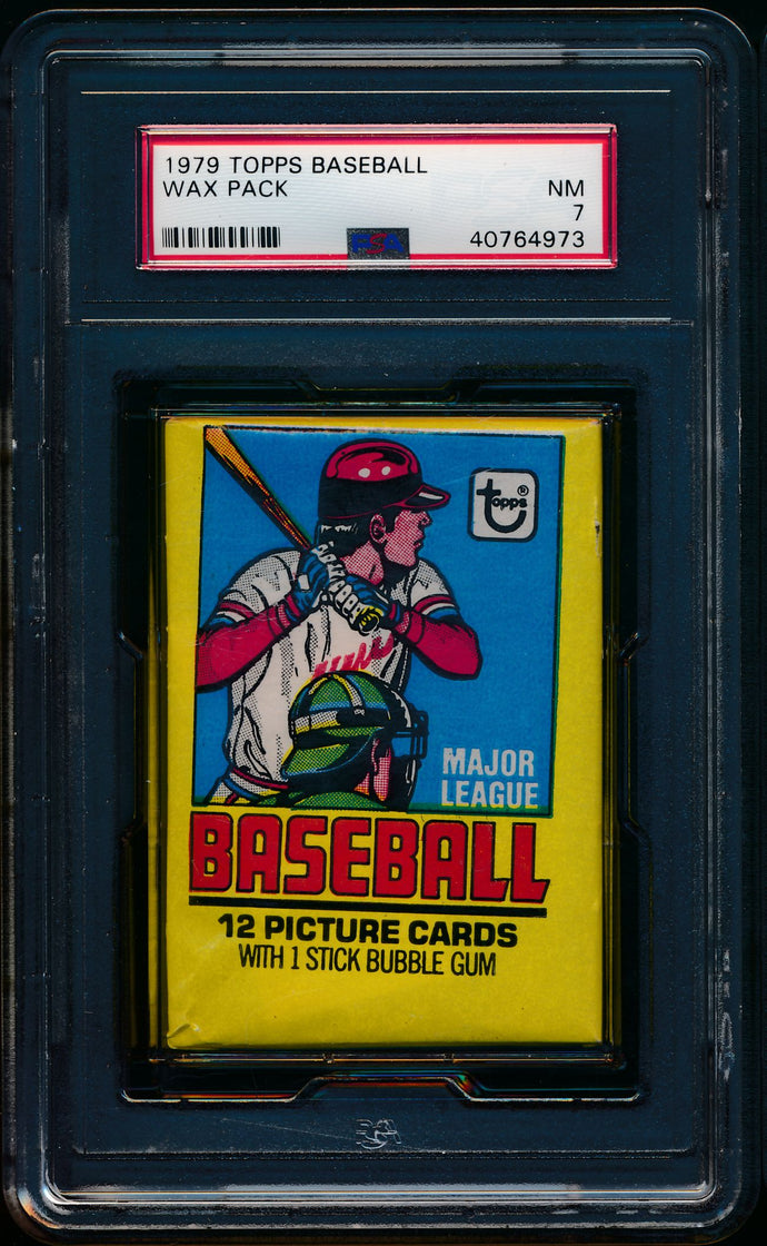 1979 Topps Baseball Wax Pack (12 Card Break) ~ Ozzie Smith Rookie? 4