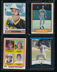 Baseball Rookie Mixer (33 spots) featuring a 1955 Topps Clemente and '68 Nolan Ryan (Limit 3)