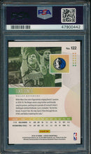 Load image into Gallery viewer, 2018-19 Status  122 Luka Doncic RC PSA 10 GEM MINT 14873
