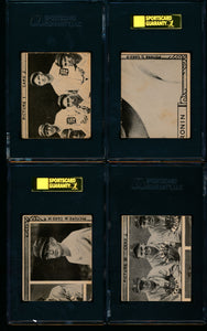1935 Goudey 4-in-1 Complete Set Group Break (Limit 4) All SGC Graded