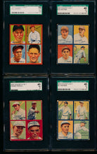 Load image into Gallery viewer, 1935 Goudey 4-in-1 Complete Set Group Break (Limit 4) All SGC Graded