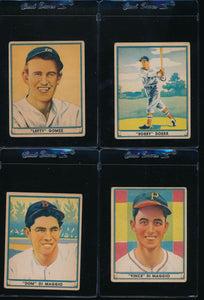 1941 Play Ball Complete Set Group Break #7 (Low to mid Grade, Limit 7)