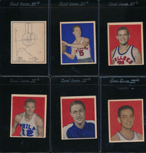 Load image into Gallery viewer, 1948 Bowman Basketball Complete Set - George Mikan PSA 4