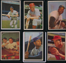 Load image into Gallery viewer, 1953 Bowman Color Baseball Complete Set Group Break