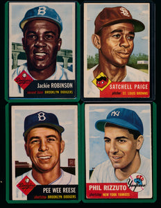 1953 Topps Complete Set Group Break