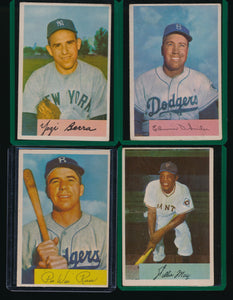 1954 Bowman Baseball Complete Set Group Break #3