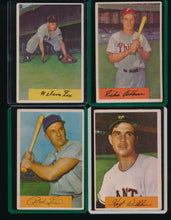 Load image into Gallery viewer, 1954 Bowman Baseball Complete Set Group Break #3