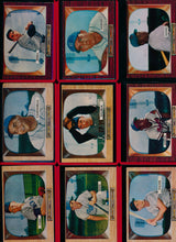 Load image into Gallery viewer, 1955 Bowman Baseball Complete Set Group Break