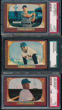 Load image into Gallery viewer, 1955 Bowman Baseball Complete Set Group Break #3