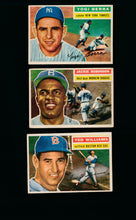 Load image into Gallery viewer, 1956 Topps Complete Set Break 6