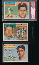 Load image into Gallery viewer, 1956 Topps Baseball Complete Set Group Break #9