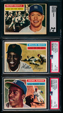 Load image into Gallery viewer, 1956 Topps Complete Set Group Break #7