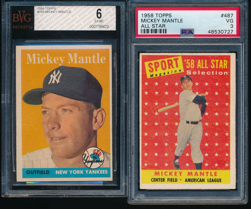 1958 Topps Baseball Complete Set Group Break #6