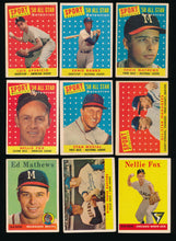 Load image into Gallery viewer, 1958 Topps Baseball Complete Set Group Break #4
