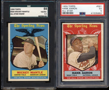 Load image into Gallery viewer, 1959 Topps Baseball Complete Set Group Break #7 (LIMIT 10)