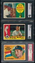 Load image into Gallery viewer, 1960 Topps Baseball Complete Set Group Break #7