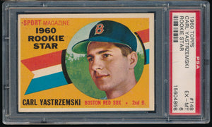 1960 Topps Baseball Complete Set Group Break #7