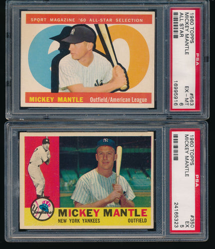1960 Topps Baseball Complete Set Group Break #8