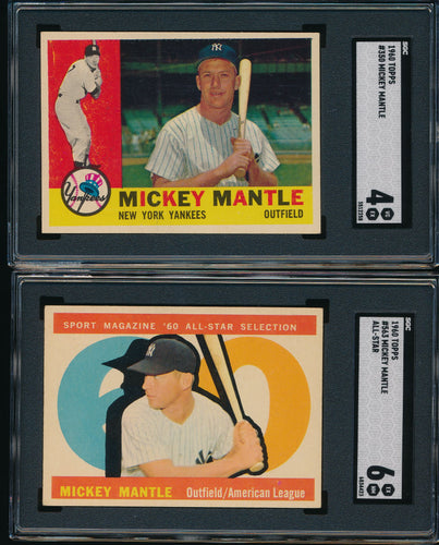 1960 Topps Baseball Complete Set Group Break #9