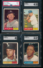 Load image into Gallery viewer, 1961 Topps Baseball Complete Set Group Break