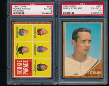 Load image into Gallery viewer, 1962 Topps Baseball Complete Set Group Break #4