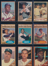 Load image into Gallery viewer, 1962 Topps Baseball Complete Set Group Break