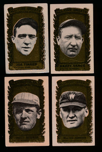 1963 Bazooka All Time Greats Complete Set Group Break