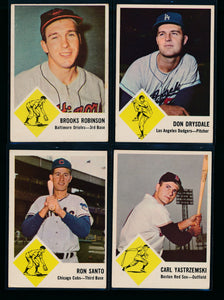 1963 Fleer Complete Set Group Break (Limit 7)