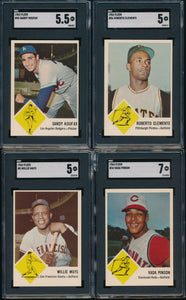 1963 Fleer Complete Set Group Break #2 (Limit 7)
