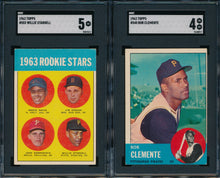 Load image into Gallery viewer, 1963 Topps Complete Set Group Break #7