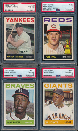 1964 Topps Complete Set Group Break #8