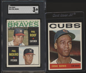 1964 Topps Complete Set Group Break #9 (LIMIT 15)